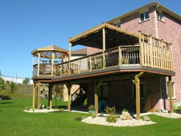 Home Renovations Guelph - Deck Renovation