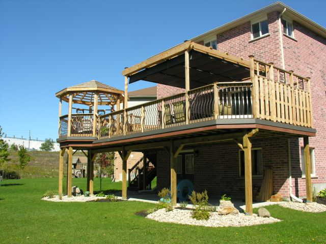 Deck Renovation Guelph